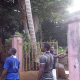 Container Arrival & Offloading in Buea - 100_9089.JPG