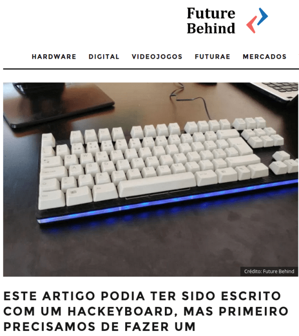HacKeyboard Future Behind
