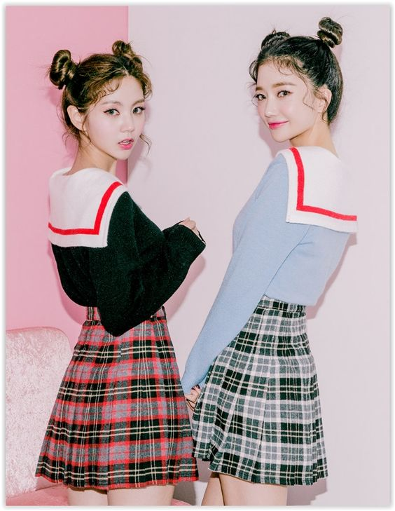 Korean Hairstyles Girls -School Hair- Get ready for 2018