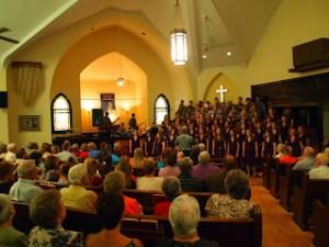 2012 Sing-Out - King City Presbyterian Church