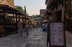 Lots of good restaurants in Stari Bar
