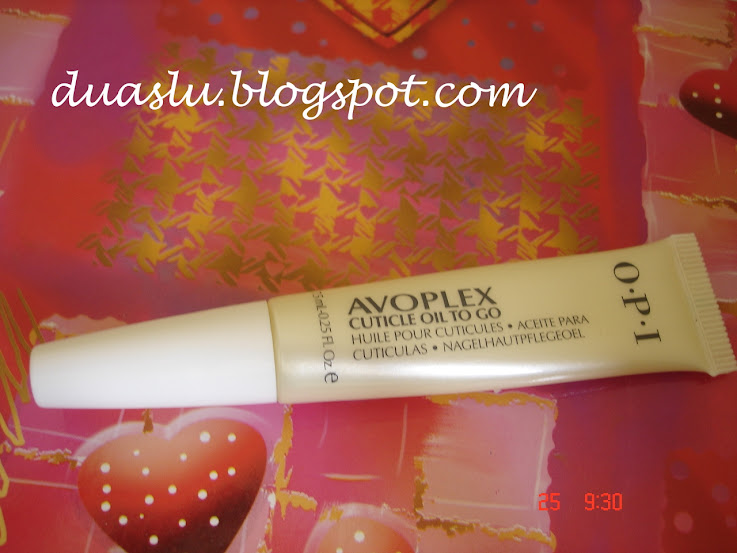 Avoplex Oil to Go da OPI