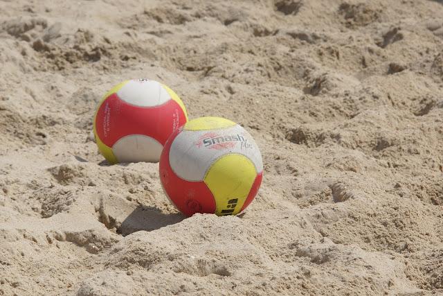 BK Beach volley, volleyballen