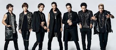 三代目 J Soul Brothers(白組8番目)