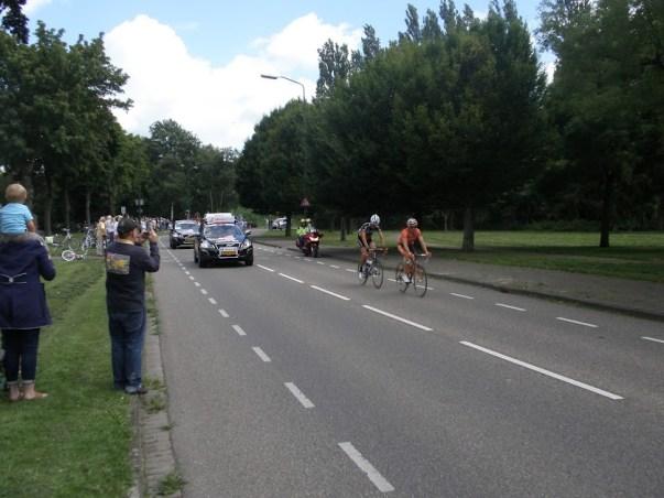 Eneco Tour - Urtasun(Euskatel) & Scheirlinckx(Accent Jobs) in de ontsnapping