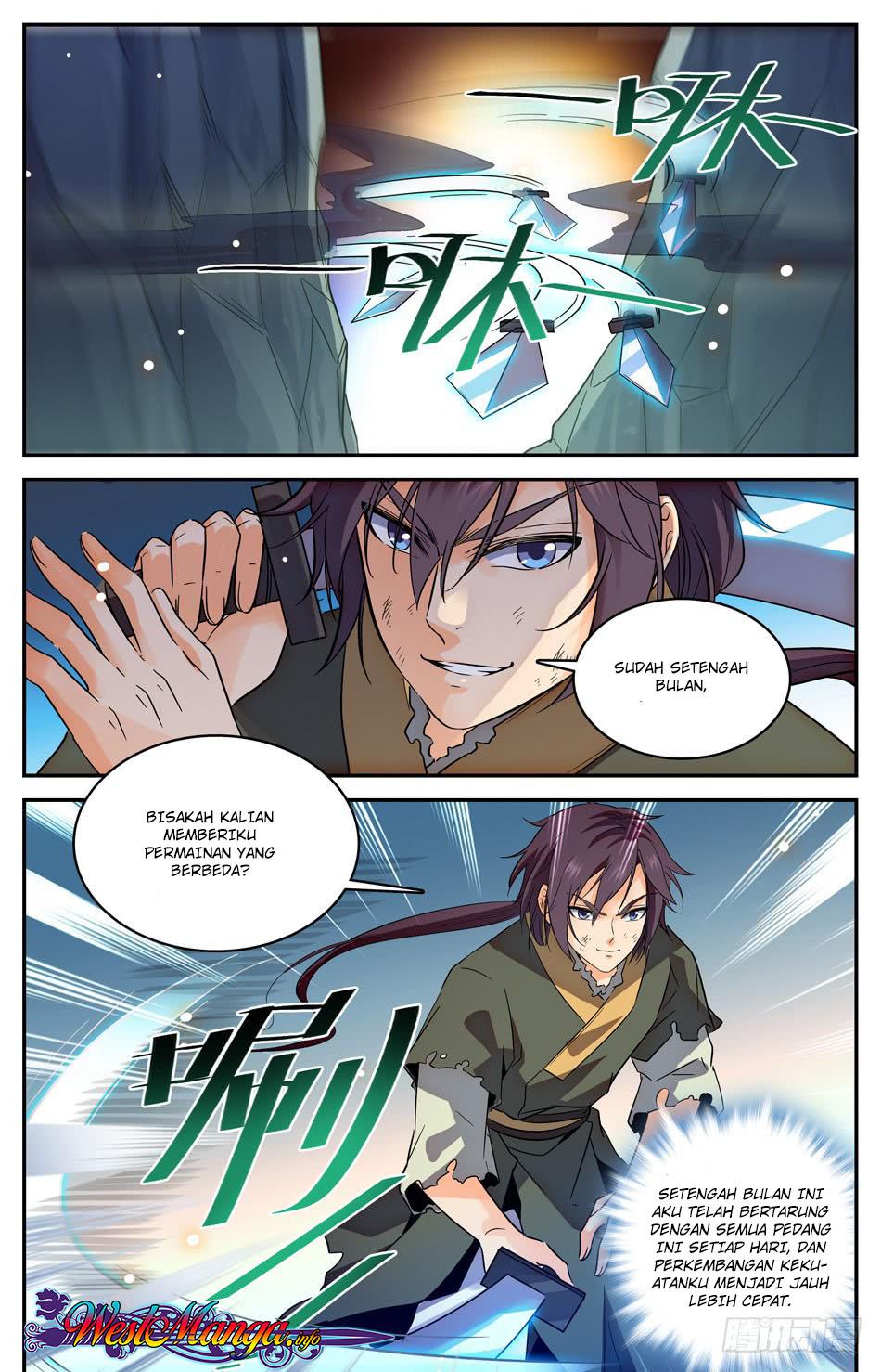 Lian Fei Wei Bao: Chapter 19 - Page 10