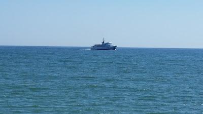 MS Cap Arkona auf der Ostsee