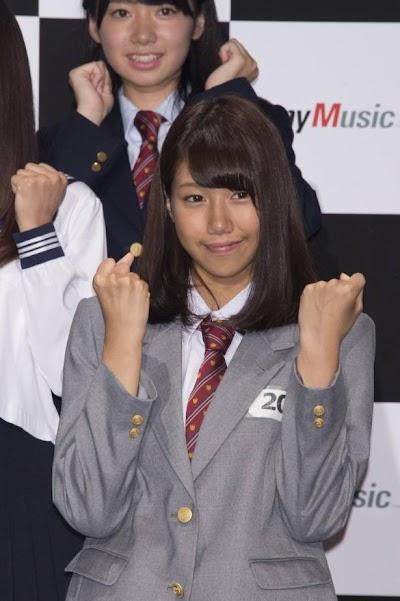 欅坂46(けやきざか)メンバー原田まゆ