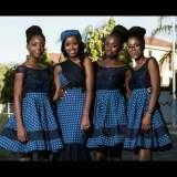 traditional tswana wedding dresses 2017
