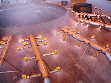 Non-pressurized water cooling is a safer choice to cool electric arc furnaces.