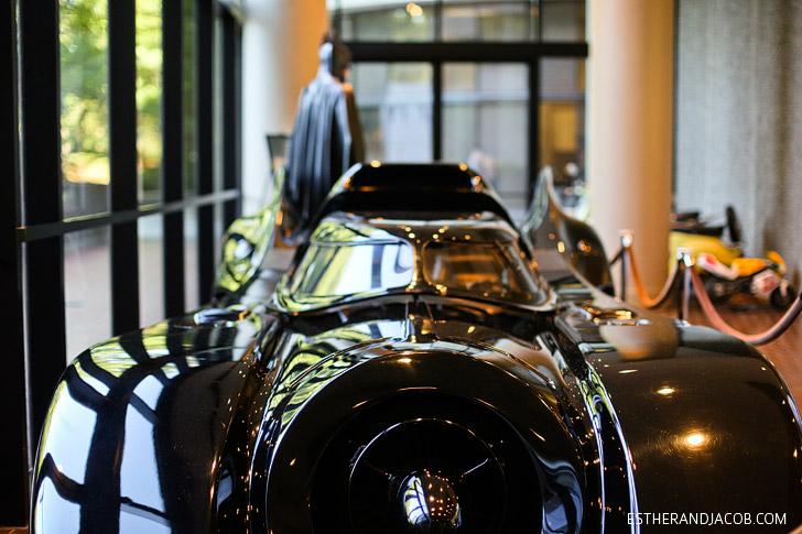 Original Batmobile at Chick Fil A Corporate Headquarters.