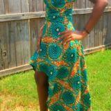 ~ ~ women's dress african ankara designs 2016 ~ ~