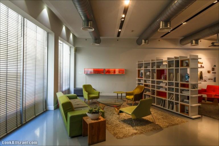 Дома изнутри - Гостиница Арт Плюс в Тель Авиве | Houses from within Tel Aviv - Hotel Art Plus | בתים מבפנים - מלון ארטפלוס | LookAtIsrael.com - Фото путешествия по Израилю