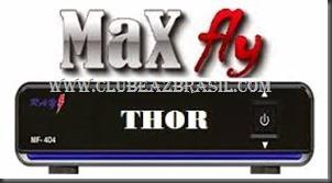 ATUALIZAÇÃO MAXFLY RAYO THOR MF-4D4 V1.031