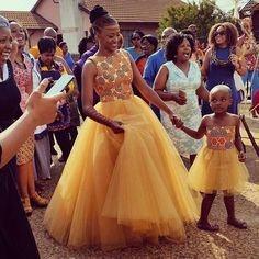 African Traditional Wedding Dresses Sequins Crystal Mermaid Bridal Modern Dressesin South Africa All Mordern Shweshwe Dress