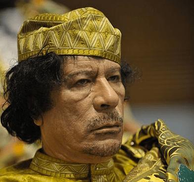 Muammar Muhammad al-Gaddafi