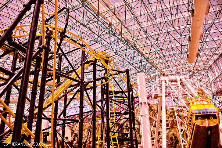 Circus Circus Adventuredome Rides | Amusement Parks in Las Vegas.