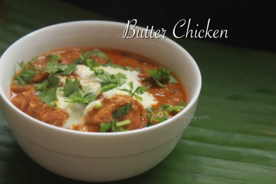 Butter Chicken3