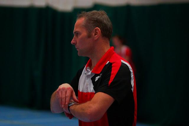 Coach Frederik Carrein