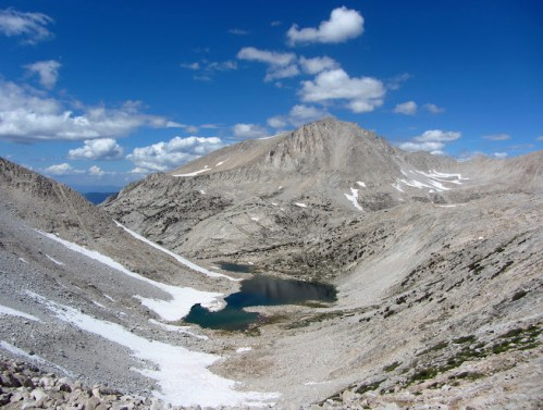Sierra High Route Ca Usa 2011 The Hiking Life border=