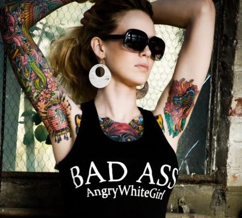 Pretty Girl Tattoos