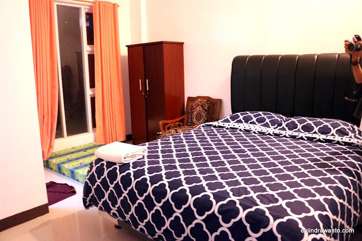 hotel backpacker bandar lampung - executive room