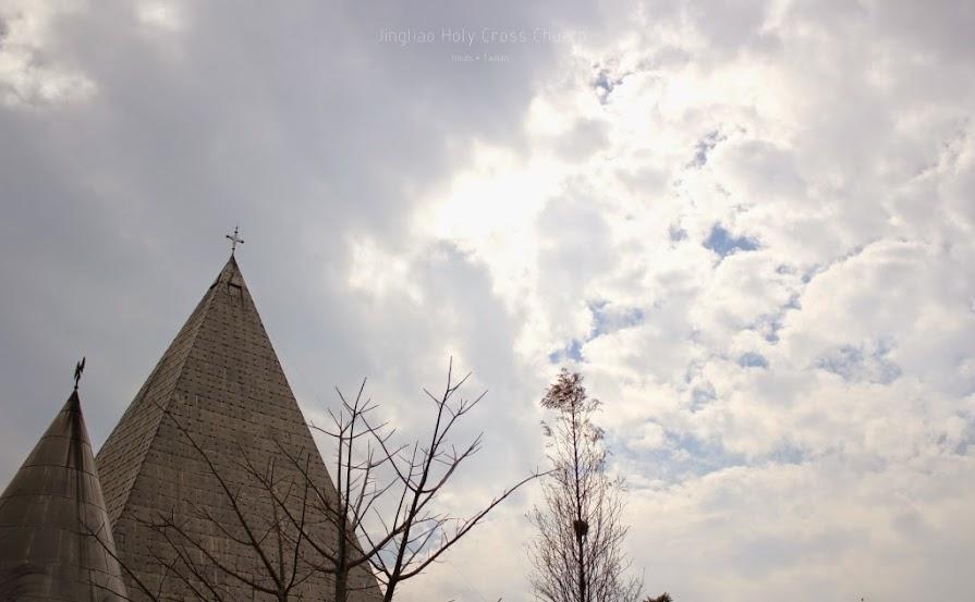 台南菁寮聖十字架天主堂