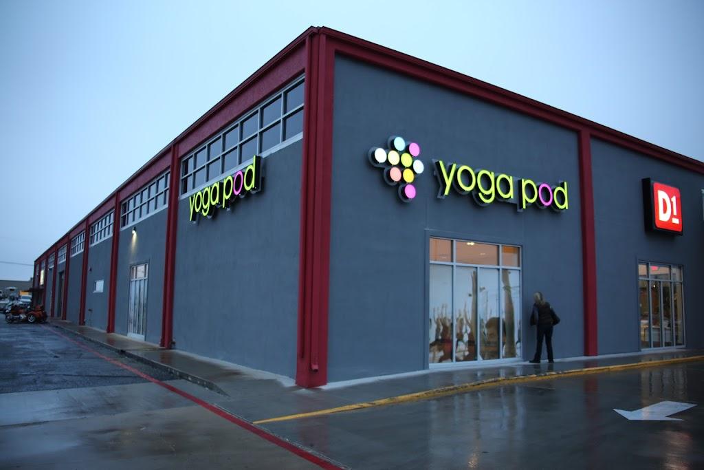 Wacgo Yoga Pod Exterior
