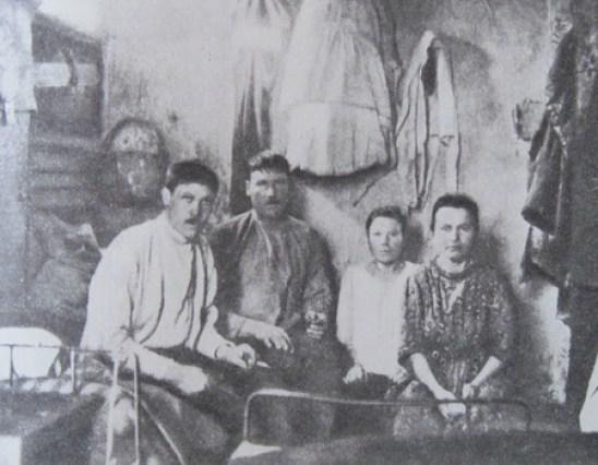 жизнь рабочих в царской России