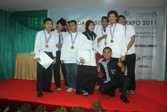 Wisuda dan Gemilang Expo 2011