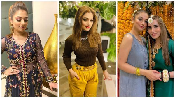 Beautiful Pictures of Faisal Qureshi daughter Hanish Qureshi from a friend wedding