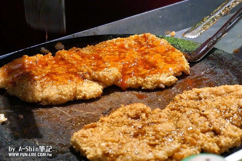 紐澳良燒烤雞排8
