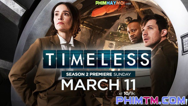 Xem Phim Vô Tận Phần 2 - Timeless Season 2 - phimtm.com - Ảnh 1