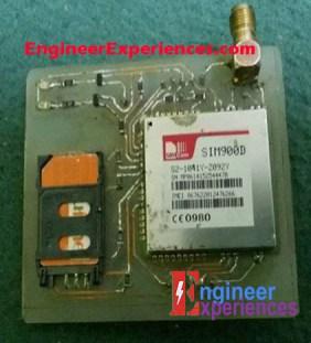Smallest GSM Module (GSM Basics)