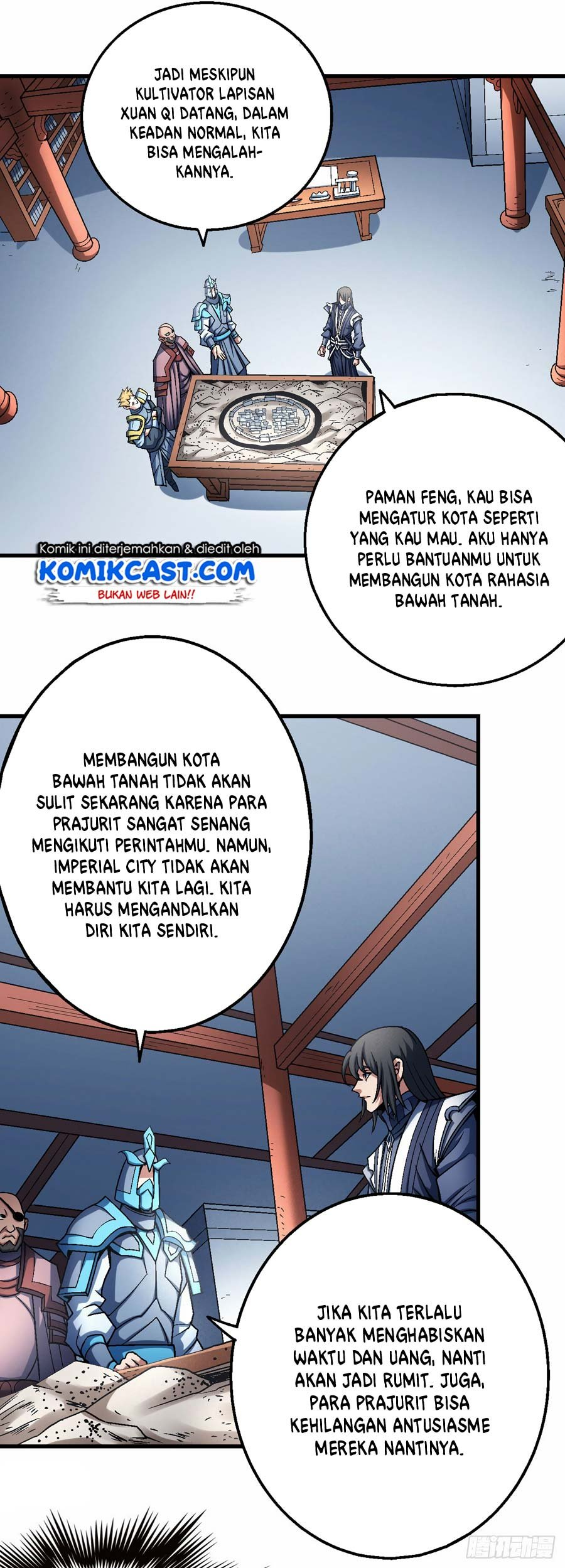 God of Martial Arts: Chapter 116.2 - Page 9