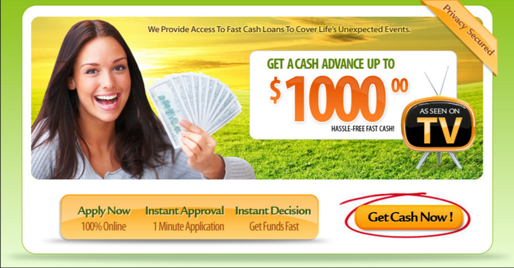 the definition of cash advance borrowing products