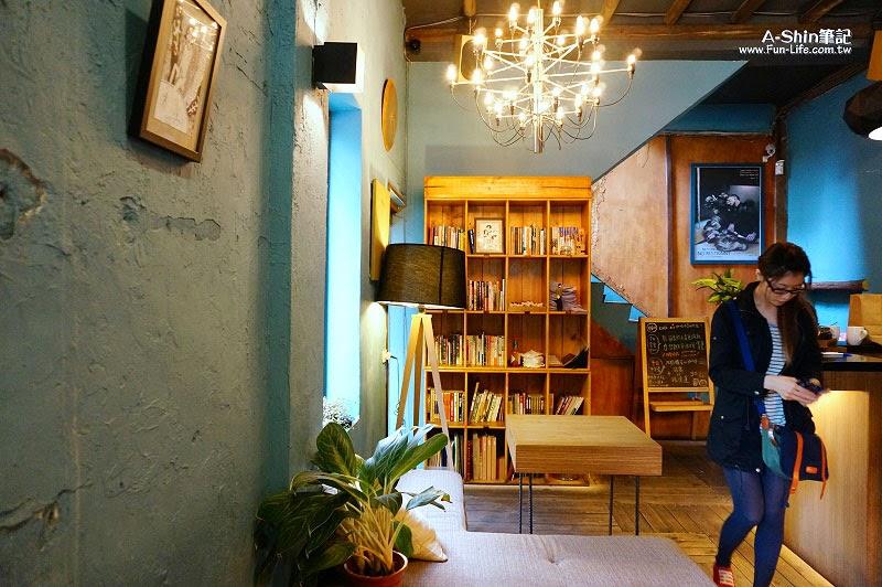 勤美綠園道咖啡館,ino cafe-8
