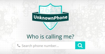 Unknownphone