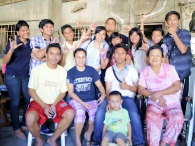 Kevin Patrick Dela Cruz' Family (Marikina City) - February 24