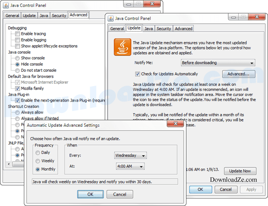 ดาวน์โหลด Java Runtime Environment 8 (32/64 bit) โปรแกรม ...