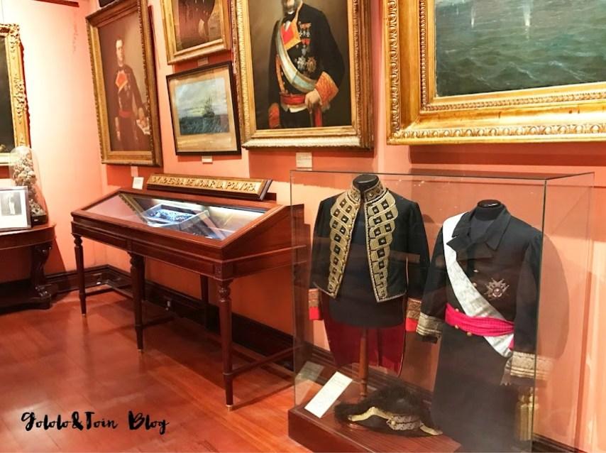Colecciones del Museo Naval de Madrid