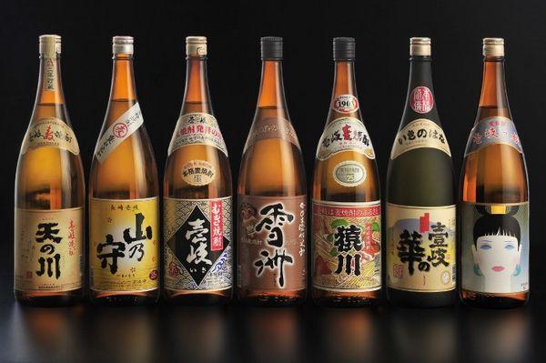 Shochu (焼酎) - 7 Bebidas Tradicionais Japonesas Para Você Experimentar