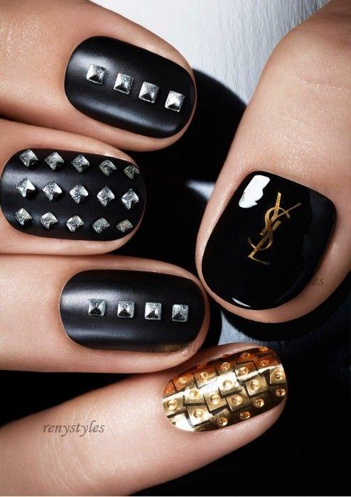 New Style For Dark Shade Nail Reny Styles