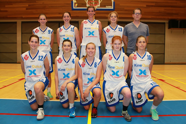 Basketbalteam DBC Houthalen B