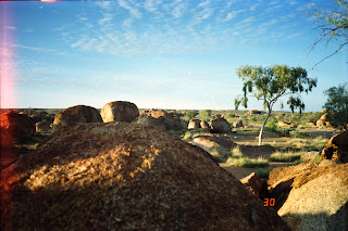 0504Devils Marbles, Northern Territory