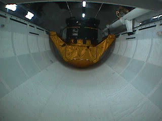 6010Interior of Space Shuttle