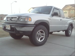 2000 Mazda BSeries Pickup Extended Cab Specifications