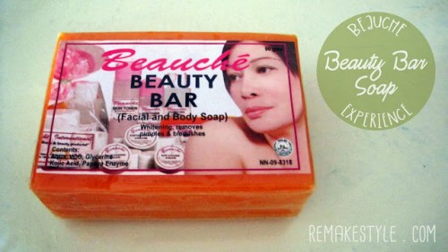 Beauche Beauty Bar Soap | Beauche Review