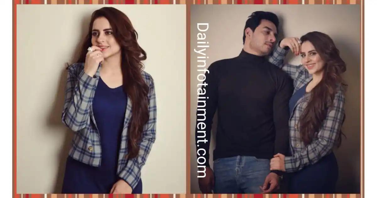 Fatima Effendi and Kanwar Arsalan Latest Beautiful Pictures