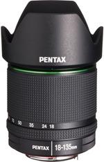 Pentax smc DA 18-135mm F3.5-5.6ED AL IF DC WR